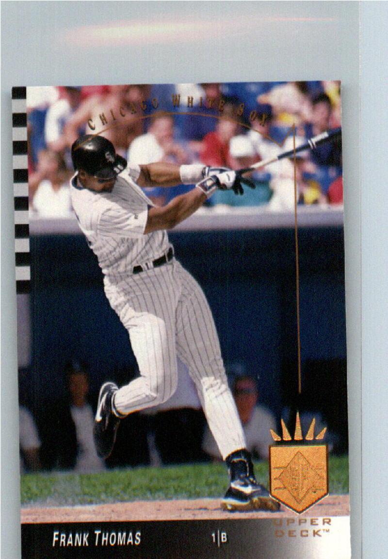 1993 SP  #260 Frank Thomas