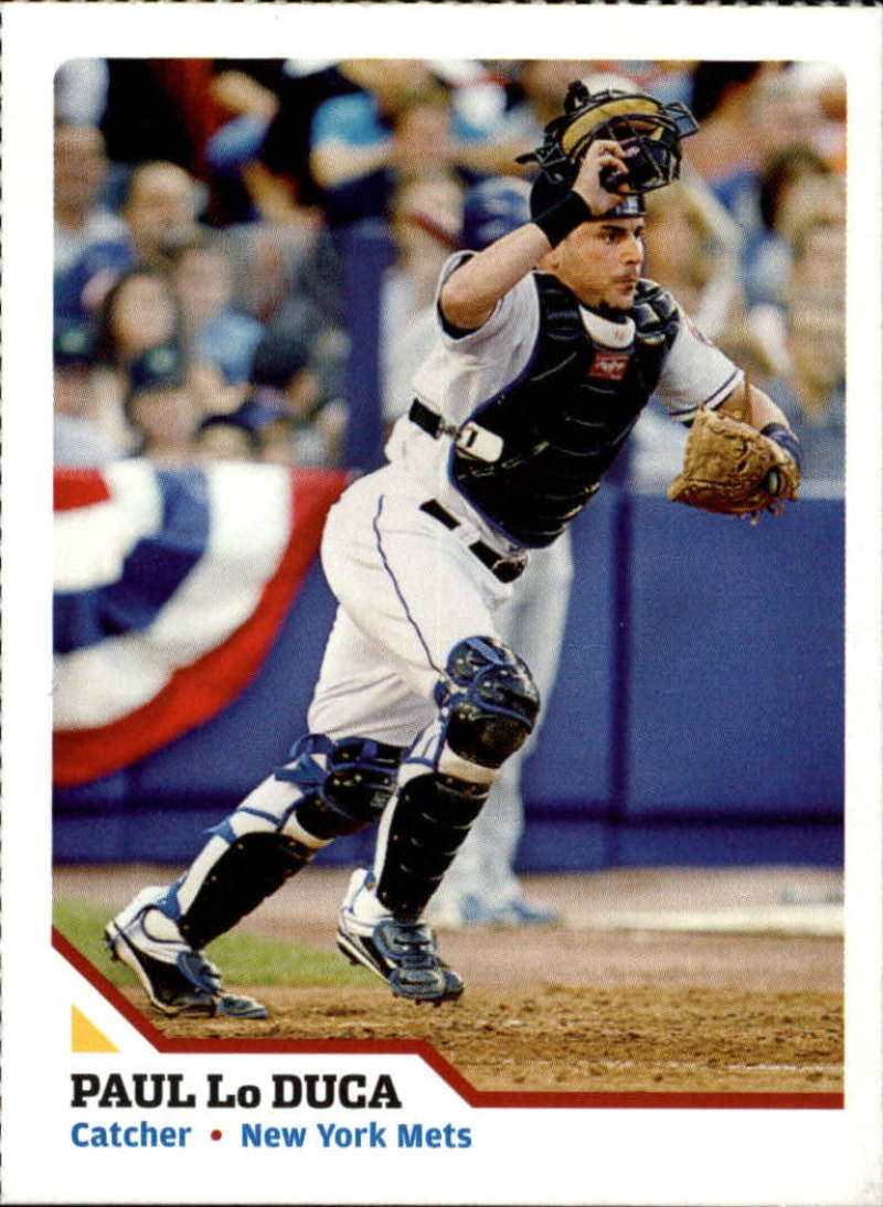 2007 Sports Illustrated for Kids #135 Paul LoDuca Perforated