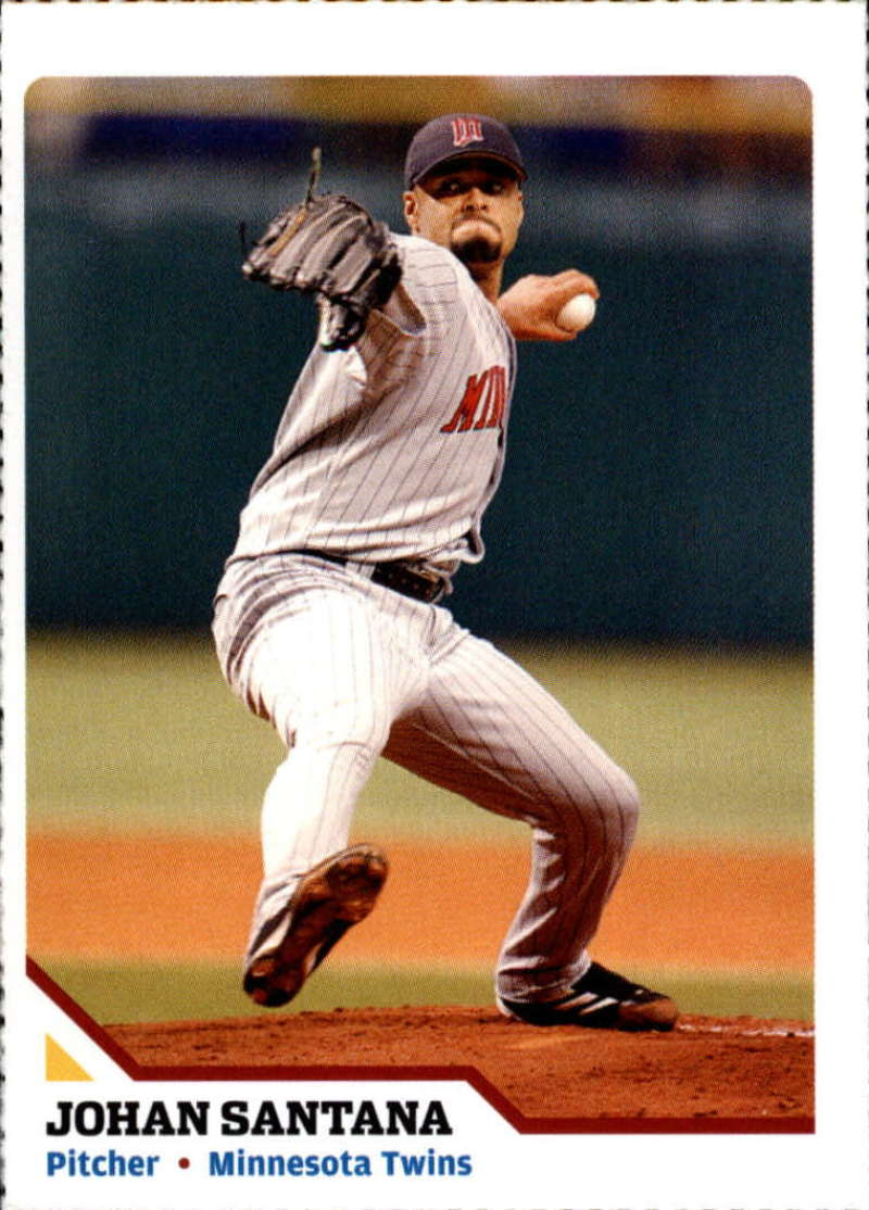 2007 Sports Illustrated for Kids #149 Johan Santana EX Perforated