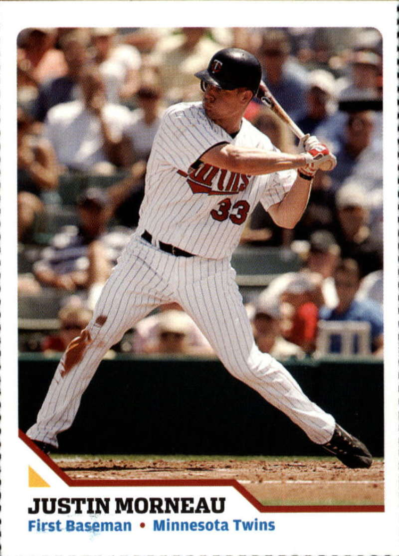 2007 Sports Illustrated for Kids #181 Justin Morneau Perforated