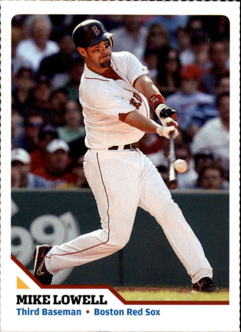 2007 Sports Illustrated for Kids #206 Mike Lowell EX Perforated