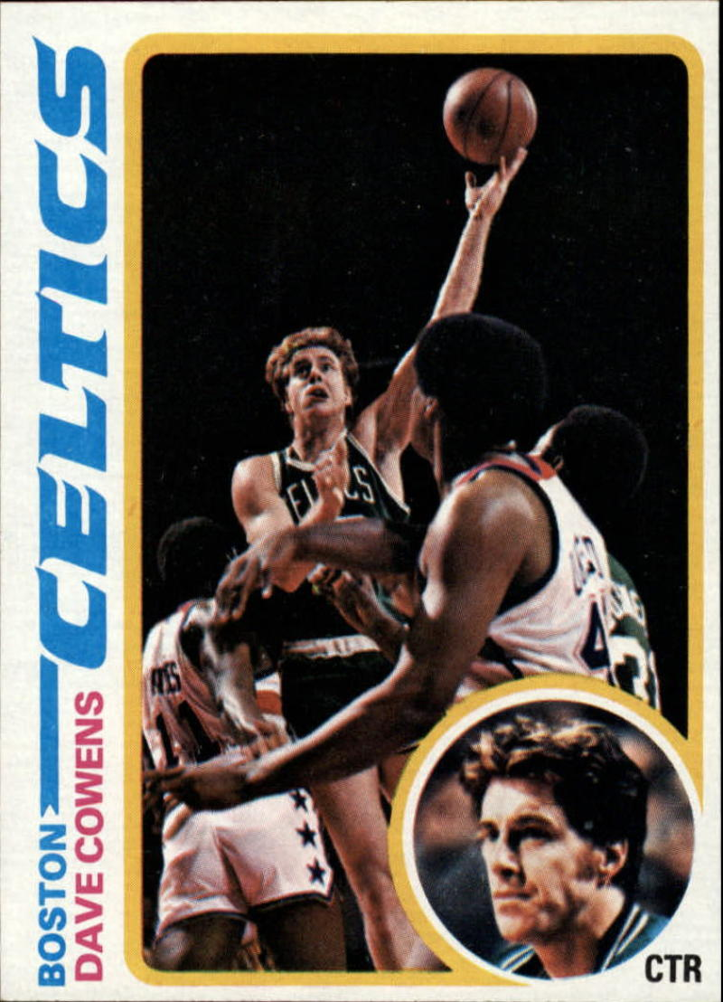 1978-79 Topps #40 Dave Cowens EX++