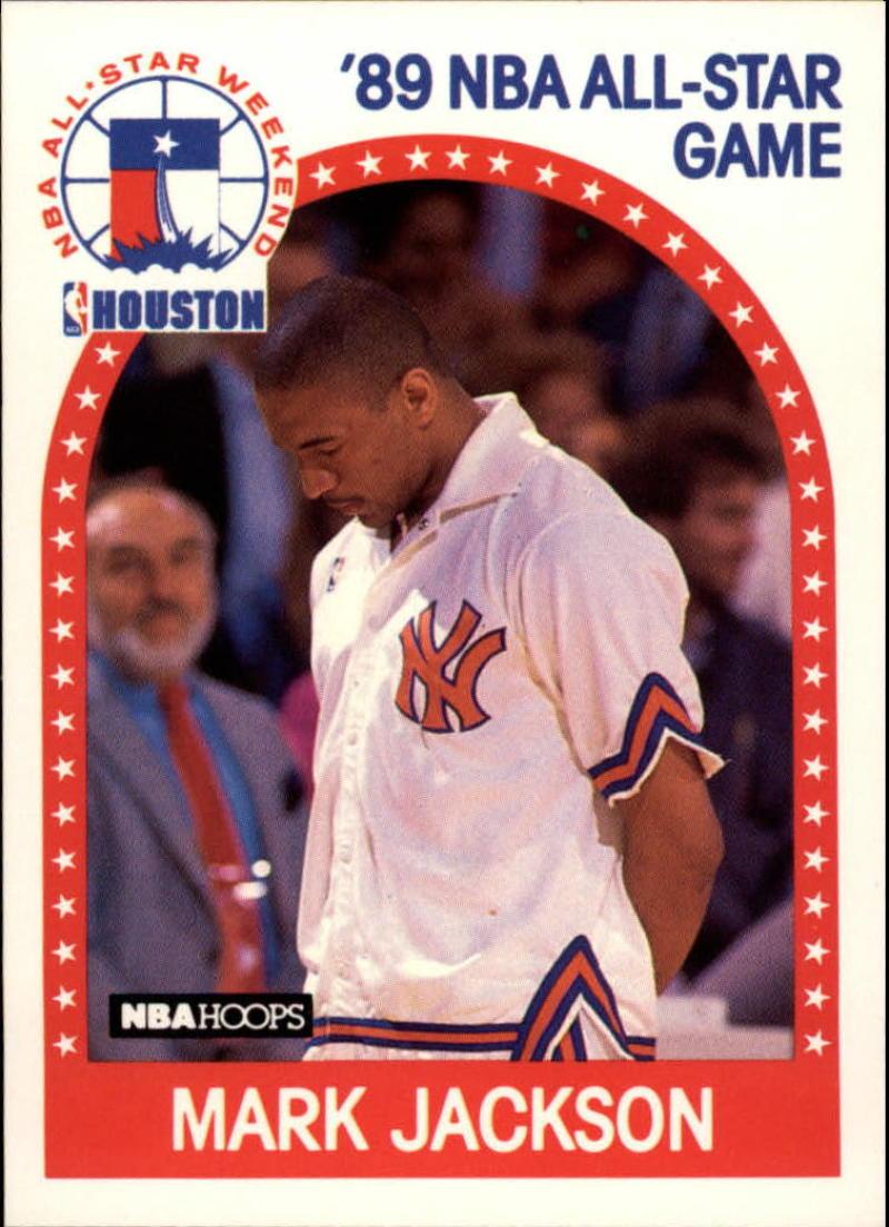 1989-90 Hoops #146 Mark Jackson AS