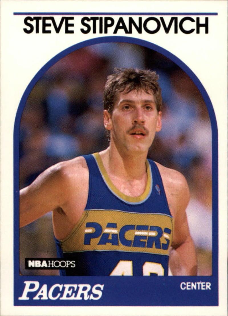 1989-90 Hoops #148 Steve Stipanovich SP