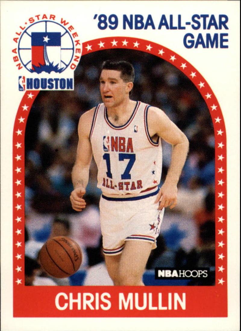 1989-90 Hoops #230 Chris Mullin AS