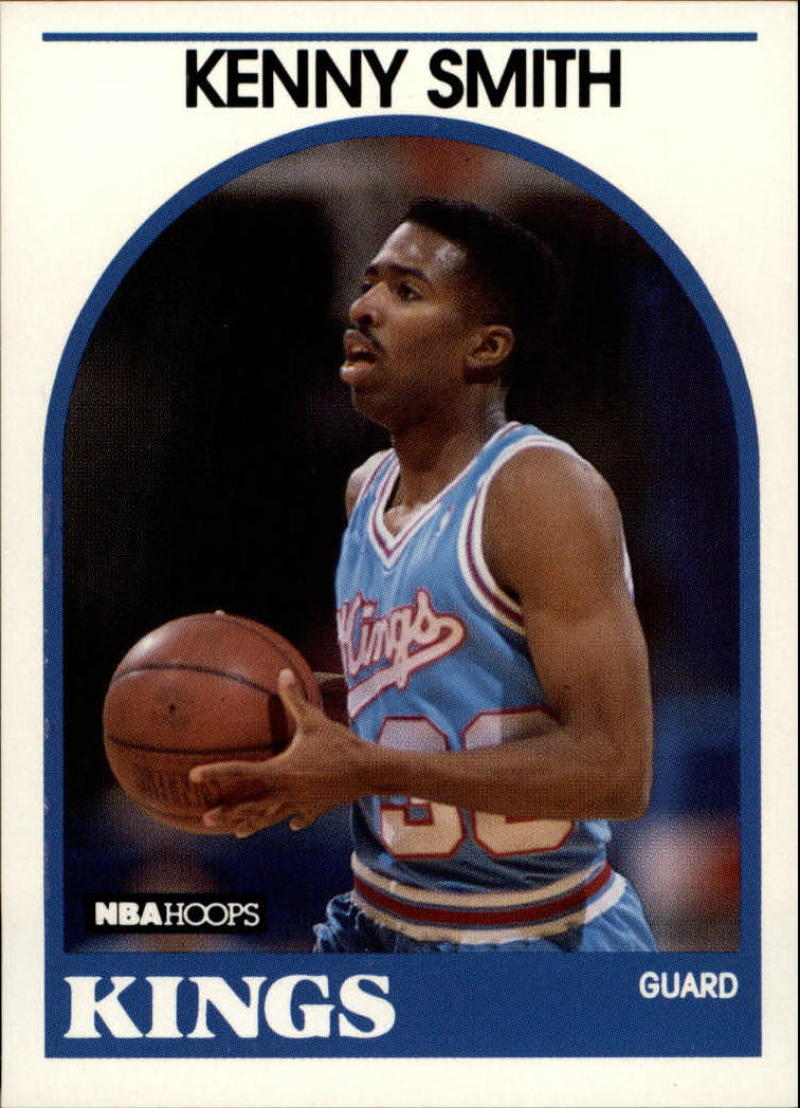 1989-90 Hoops #232 Kenny Smith