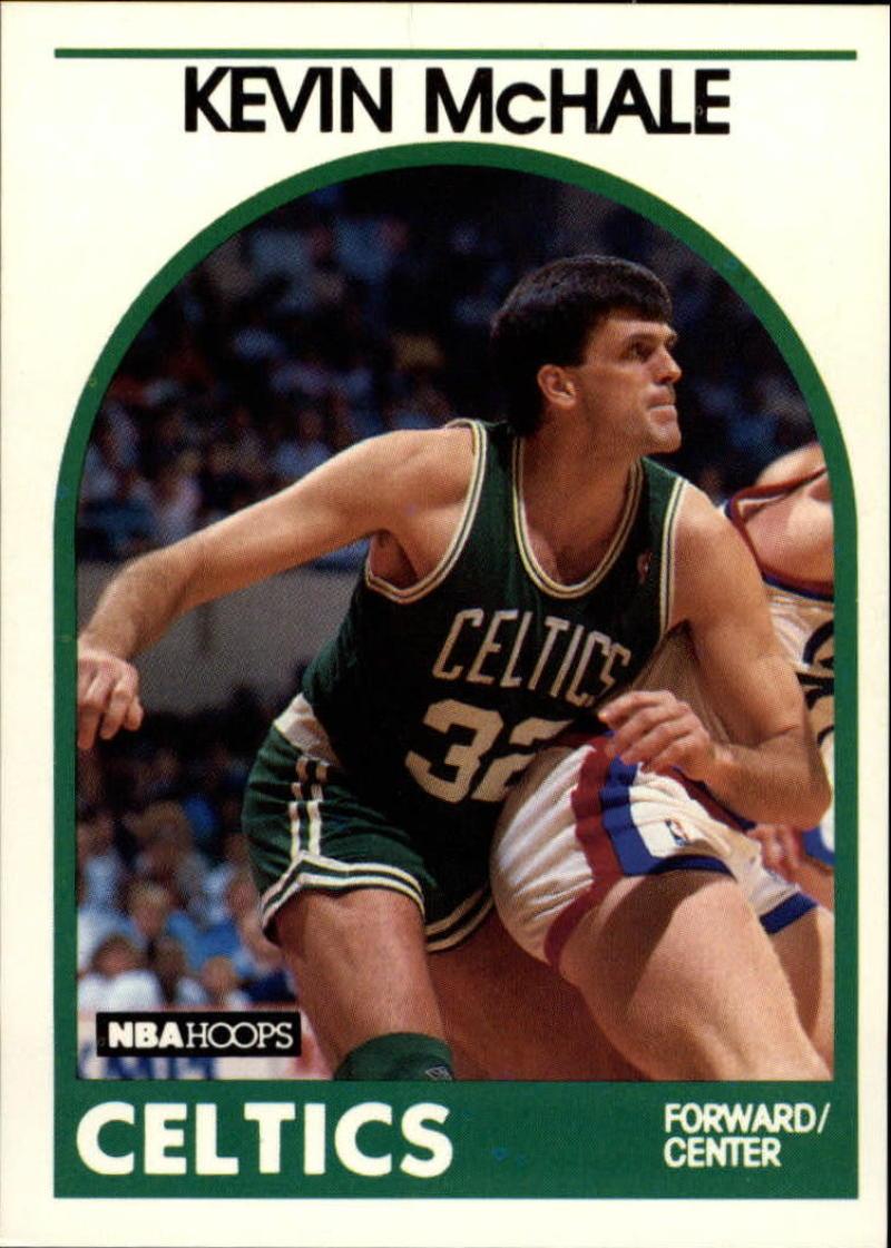 1989-90 Hoops #280 Kevin McHale