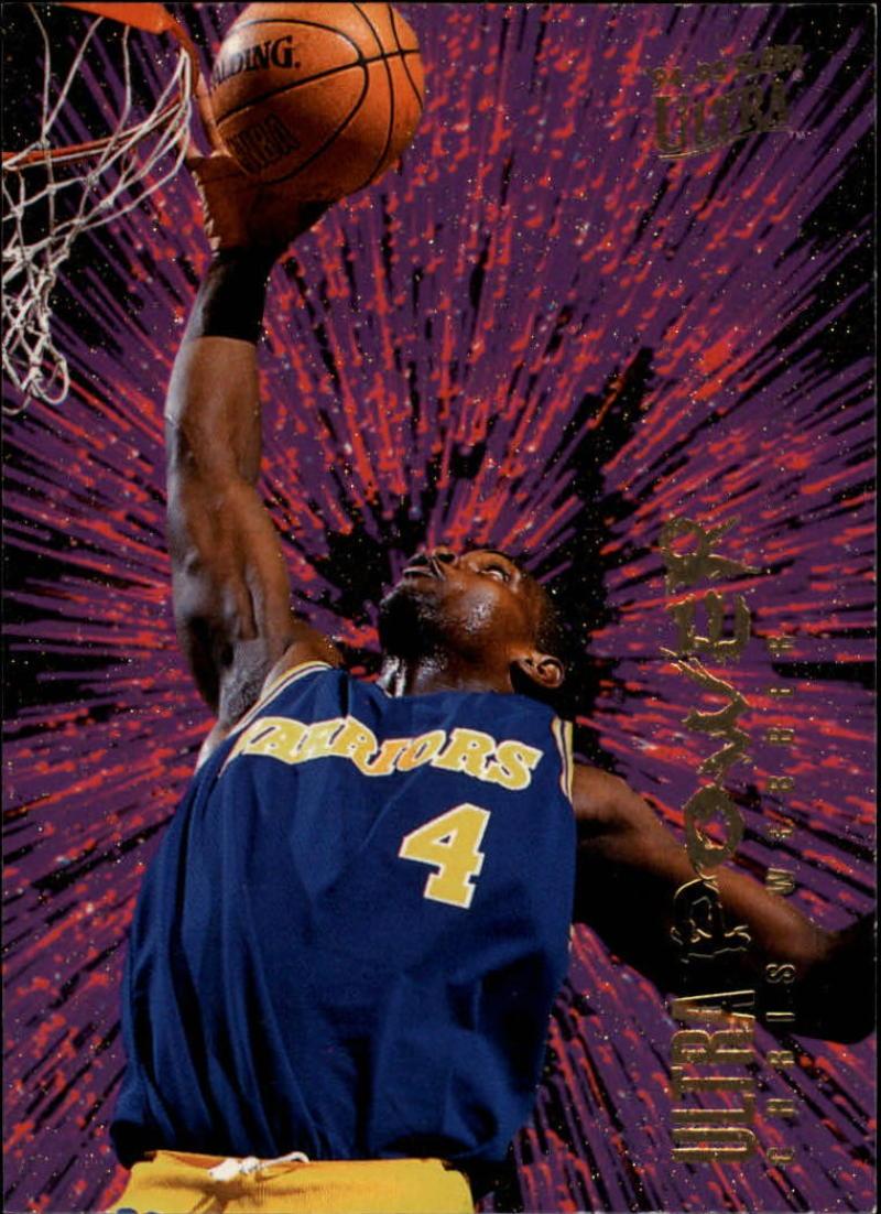 1994-95 Ultra Power #10 Chris Webber