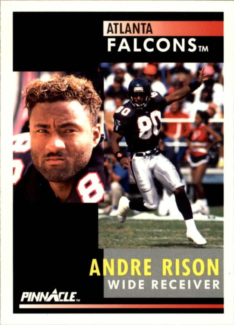 1991 Pinnacle #45 Andre Rison NM