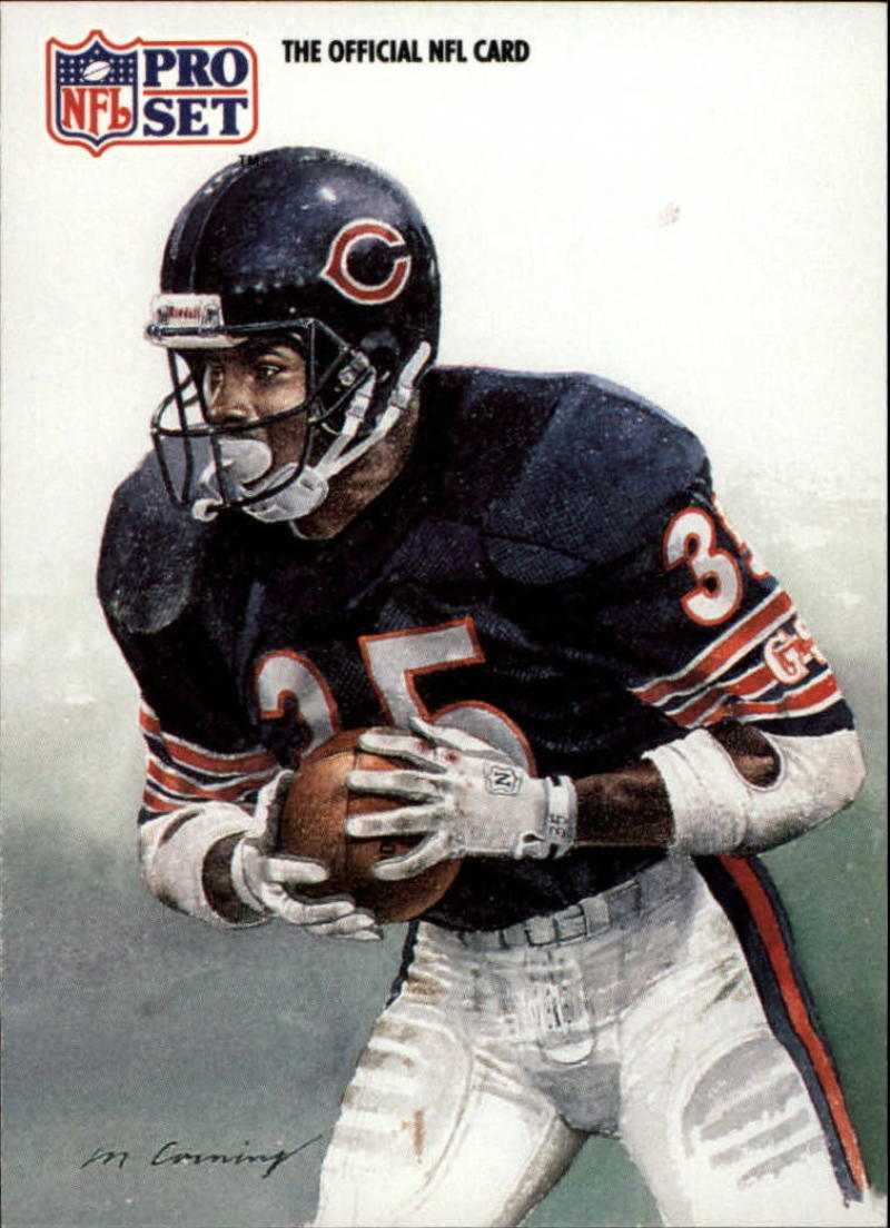 1991 Pro Set #389 Neal Anderson PB EX