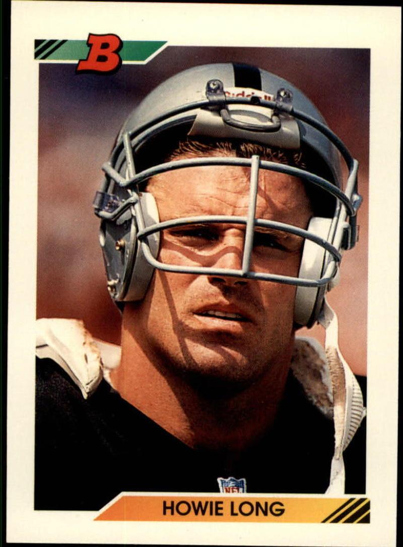 1992 Bowman #76 Howie Long