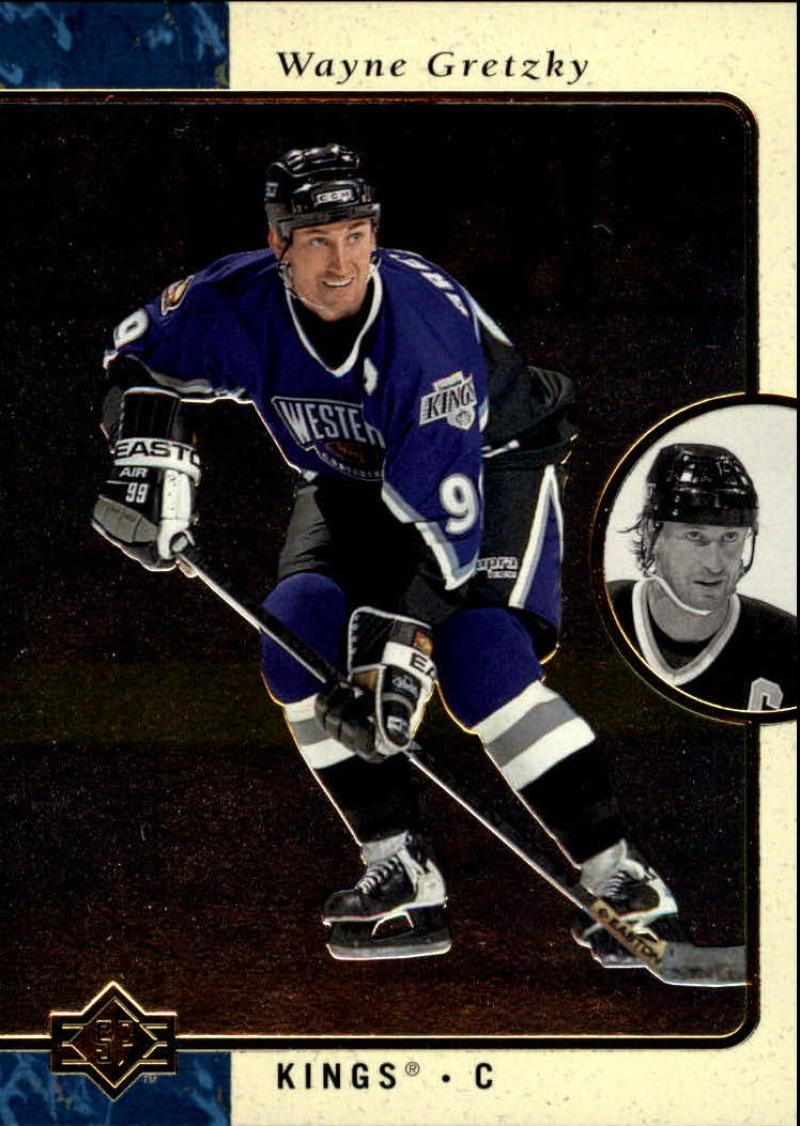 1995-96 SP #66 Wayne Gretzky Promo
