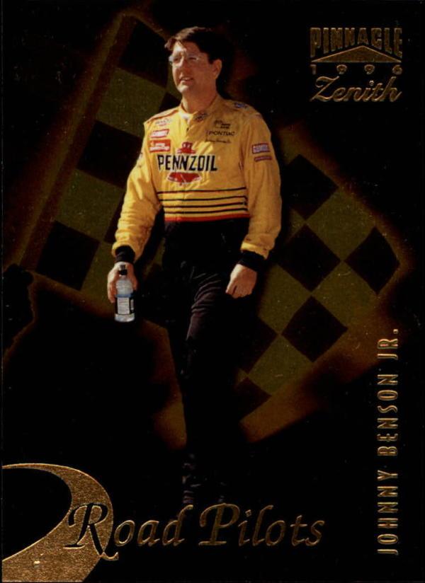 1996 Zenith #23 Johnny Benson