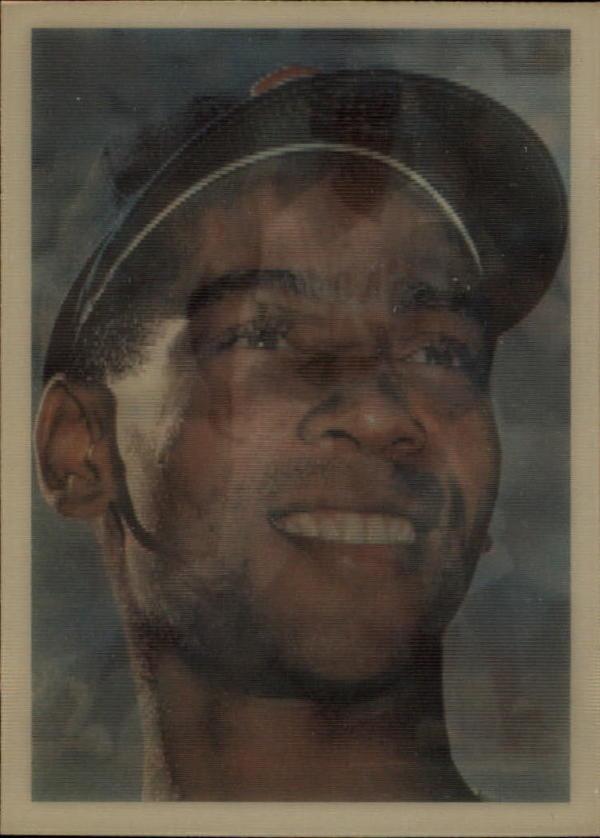 1986 Sportflic Decade Greats #29 Ernie Banks  Cubs