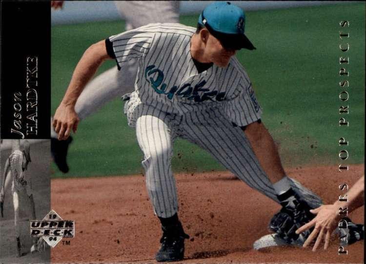 1994 Upper Deck Minors #22 Jason Hardtke EX-MT