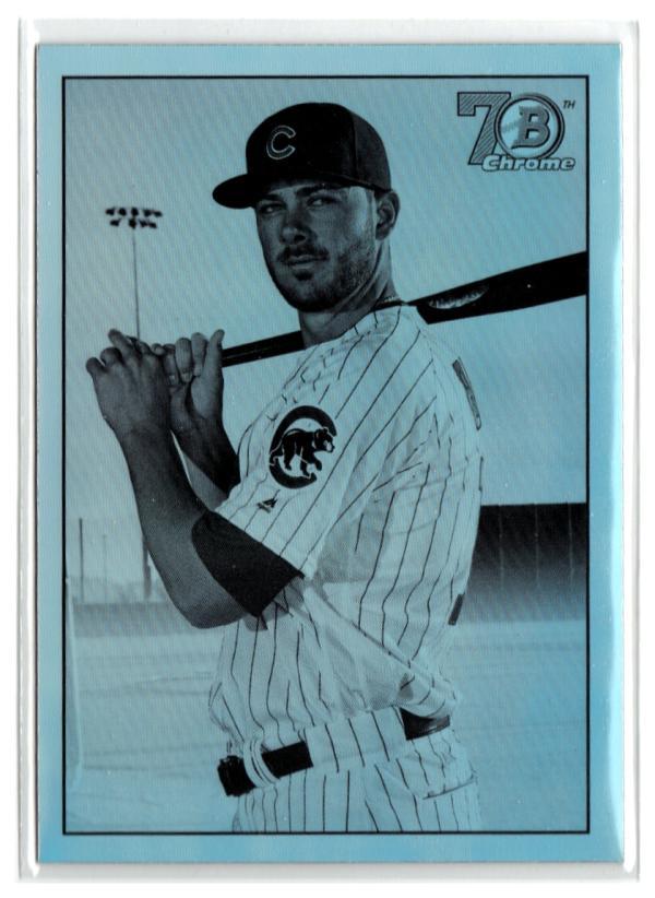 2017 Bowman Chrome 1948 Bowman #48B-KB Kris Bryant  Cubs Baseball
