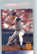 1993 SP  #198 Nolan Ryan