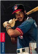 1993 SP #285 Manny Ramirez FOIL