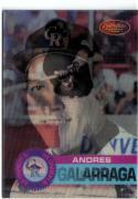 1994 Sportflics Movers #MM6 Andres Galarraga