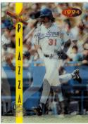 1994 Sportflics Rookie/Traded Going Going Gone  #GG5 Mike Piazza