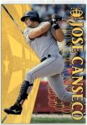 1996 Pacific Hometowns  #HP12 Jose Canseco