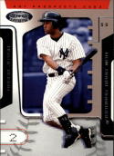 2003 Fleer Hot Prospects #1 Derek Jeter