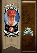2005 Donruss Diamond Kings HOF Heroes Silver #12 Tom Seaver #'d 13/50