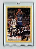 1993 Classic Draft #2 Anfernee Hardaway Autographed