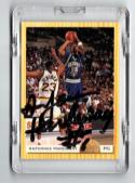 1993 Classic Draft #2 Anfernee Hardaway Autograph