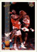 1993-94 Upper Deck Pro View #23 Michael Jordan with FREE 3D Glasses