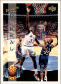 1993-94 Upper Deck Pro View #32 Shaquille O'Neal with FREE 3D glasses