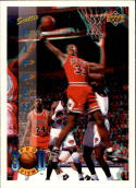 1993-94 Upper Deck Pro View #63 Scottie Pippen with FREE 3D glasses.