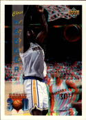 1993-94 Upper Deck Pro View #81 Chris Webber RC with FREE 3D Glasses