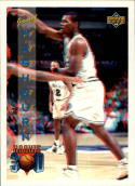 1993-94 Upper Deck Pro View #82 Jamal Mashburn RC with FREE 3D Glasses