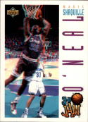 1993-94 Upper Deck Pro View #102 Shaquille O'Neal 3DJ with FREE 3D Glasses