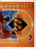 1993-94 Upper Deck Pro View #110 Michael Jordan CL2 with FREE 3D Glasses