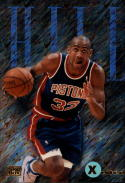 1994-95 SkyBox Emotion X-Cited #X4 Grant Hill