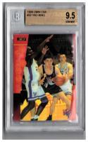 1999 OMNI CBA #32 YAO MING BGS 9.5