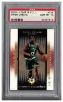 2005-06 ULTIMATE COLLECTION #135 ORIEN GREEN RC PSA 10 #'d to 750