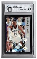 1995-96 SP #159 KEVIN GARNETT RC GAI 9.5 (GLOBAL)