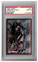 1996-97 FINEST #31 JERMAINE O'NEAL RC  PSA 9