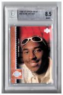 1996-97 UPPER DECK #58 KOBE BRYANT RC BGS 8.5