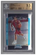 2004-05 BOWMAN CHROME #124 JAMEER NELSON RC  BGS 9.5