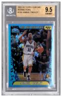 2001-02 Topps Chrome Refractors #154 Jamaal Tinsley BGS 9.5 See Description