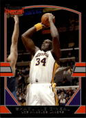 2003-04 Bowman Signature Edition  #20 Shaquille O'Neal