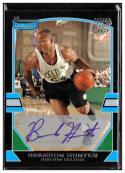 2003-04 Bowman Signature Edition #108 Brandon Hunter RC Autograph #'d/1250 EX