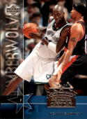 2004 Upper Deck National Trading Card Day #UD-7 Kevin Garnett EX-NM 50/50!