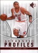 2008-09 Upper Deck SP Authentic Profiles #AP28 Shawn Marion