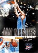 2009-10 Panini Jam Masters #9 Kevin Durant