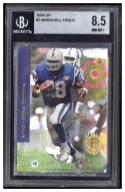 1994 SP #3 Marshall Faulk BGS 8.5 FOIL RC